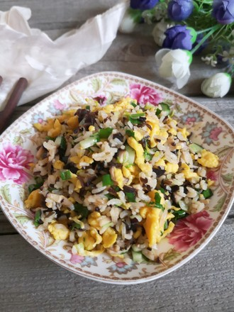 Fried Rice with Seasonal Vegetables recipe
