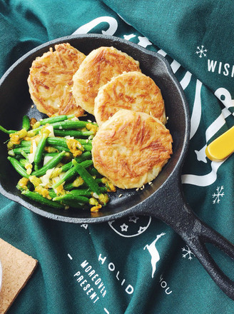 Beef and Vegetable Biscuit recipe