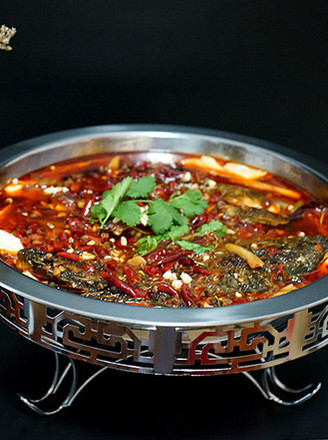 Spicy Grilled Fish-Pan Version recipe
