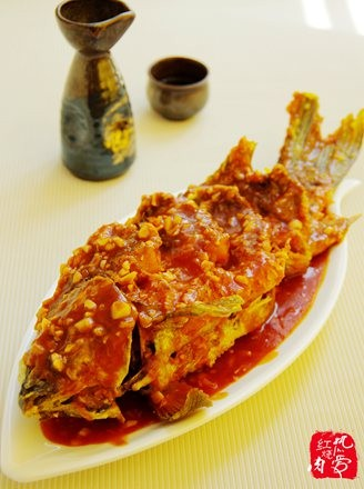 Sweet and sour carp recipe