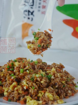 Assorted Soy Sauce Fried Rice
